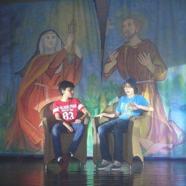 VI Musical Franciscano – Colégio São José 2015 – Educando e Evangelizando.